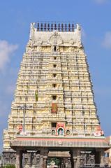 Ekambareshwara Temple (bNomadic) Tags: kailas kailash kailasanath kailasanathar kanchi kanchipuram tamil nadu chennai madras pallava pallavas temple ancient asi mahabalipuram silk ekambareshawara shiva saravana south india bnomadic jurahareswarar ekambareshwara vishnu