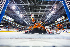 """Kansas City Mavericks vs. Colorado Eagles, December 16, 2017, Silverstein Eye Centers Arena, Independence, Missouri.  Photo: © John Howe / Howe Creative Photography, all rights reserved 2017. • <a style=""""font-size:0.8em;"""" href=""""http://www.flickr.com/photos/134016632@N02/39138138441/"""" target=""""_blank"""">View on Flickr</a>"""