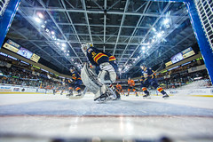 "Kansas City Mavericks vs. Colorado Eagles, December 17, 2017, Silverstein Eye Centers Arena, Independence, Missouri.  Photo: © John Howe / Howe Creative Photography, all rights reserved 2017. • <a style=""font-size:0.8em;"" href=""http://www.flickr.com/photos/134016632@N02/39138174421/"" target=""_blank"">View on Flickr</a>"