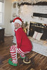 PoopFB (Missdayz1) Tags: hersheys kisses funny hilarious christmas fireplace real life elf shelf andy lights white merry kissmas