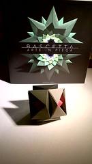 Inside 1 - Paolo Bascetta (Stefano Borroni (Stia)) Tags: papiroflexia origamiart origamilove origamicdo2017 folding paper carta piegarelacarta cdoitalia modulare arte bascetta modular geometric origamidesign 3d arteinpiega origami