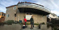 001 The Grotto Christmas Party Rebelay Course (saschmitz_earthlink_net) Tags: 2017 california southerncaliforniagrotto christmasparty losangelescounty baldwinhills windsorhills party climbing practice