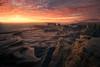 Sundial (Exploring Light) Tags: utah badlands desert sunrise reflectedlight orange yellow red chrismoore exploringlight photography fineart landscape prints limitededition utahbadlands2017
