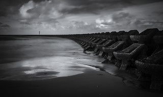 Perch Rock Breakwater