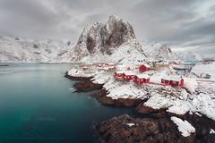 Felicitación Navidad, Green Lofoten (sgsierra) Tags: lofoten felicitación navidad noruega norway paisaje landscape phototravel photography verde agua