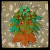 ... And hope for peace (Squatbetty) Tags: greenman pagan wintersolstice yule origami