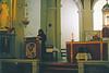 St Andrew's Day Reading (Matthew Huntbach) Tags: fujisuperia400 stsaviours standrew reading se13 altar