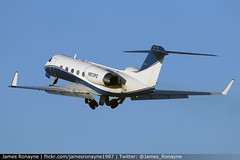 N813PD | Gulfstream IV | Quogue Aviation II (james.ronayne) Tags: n813pd gulfstream iv quogue aviation ii glf4 giv