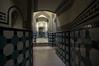 Kashan - Hammam d'Amir Ahmad (nosferatu76000) Tags: iran kashan hammam céramique stuc bain histoi architecture art fresque miroir