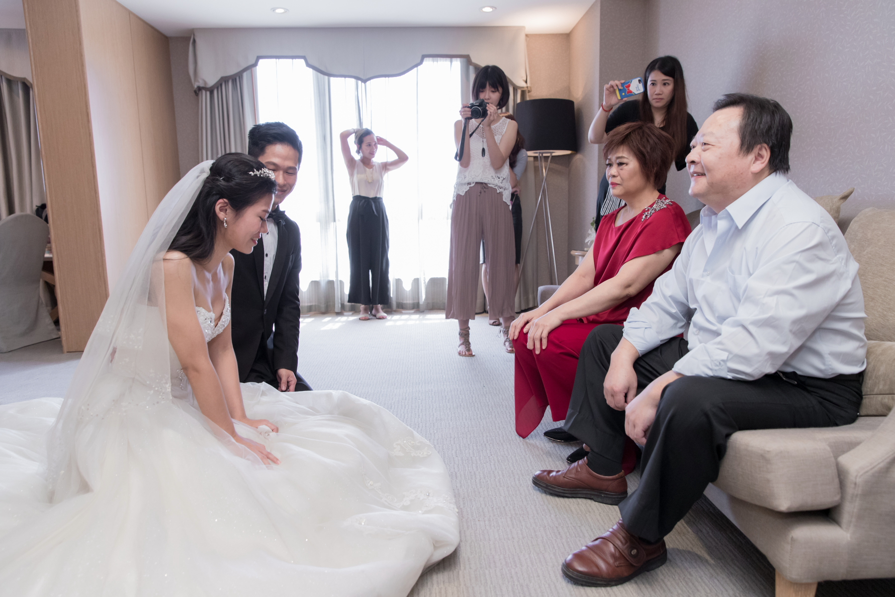 新莊頤品 婚攝 婚禮紀錄237