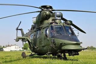 Polish Army PZL-Swidnik W-3PL 0901@ Inowroclaw