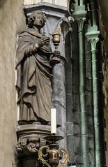 Saint John with Chalice (Lawrence OP) Tags: johntheevangelist saints belgium bruges chalice