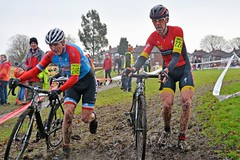 Of mud and men (Majorshots) Tags: macclesfield cheshire southpark macclesfieldwheelerssupacross2017 cyclocross