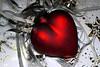 Herz (ingrid eulenfan) Tags: herz heart weihnachtsdeko weihnachten fest liebe gesundheit love