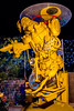 IMG_2784 (WolfeMcKeel) Tags: palm springs 2017 vacation city christmas eve lights robots art scuplture outdoor wacky insane demented creative nightmarish funny libritarian junk recycled construction display interaction crazy glue paint electric bill found night