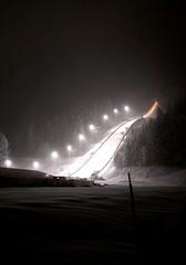 Night (cn174) Tags: engelberg mountainofangels obwalden switzerland suisse dieschweiz swiss urialps mountain hill skijumping skispringen berg snow ice skiing ski titlis titlismountain brunnimountain brunni fisskijumping worldcupskijumping grosstitlisschanze