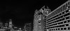 brutalist architecture 1964 (pbo31) Tags: bayarea california night dark nikon d810 december 2017 winter city boury pbo31 sanfrancisco urban over salesforce tower hotel black downtown tenderloin blackandwhite hilton architecture ofarrellstreet panorama large stitched panoramic skyline lowernobhill fourseasons 1964