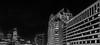 brutalist architecture 1964 (pbo31) Tags: bayarea california night dark nikon d810 december 2017 winter city boury pbo31 sanfrancisco urban over salesforce tower hotel black downtown tenderloin blackandwhite hilton architecture ofarrellstreet panorama large stitched panoramic skyline lowernobhill fourseasons 1964