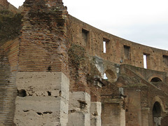 The Colosseum  in Rome #14 (jimsawthat) Tags: architecture architecturaldetails ruin ancient rome italy colosseum
