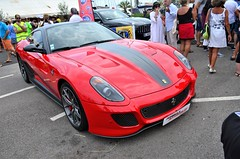 Ferrari 599 GTO (benoits15) Tags: automotive automobile anciennes racing italia italian italy prestige supercar scuderia festival flickr gt historic motor meeting car coches classic cars collection cabriolet voiture vintage nikon ferrari 599 gto