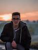 Portrait (Merenda Mattia) Tags: portrait merendamattia sunset lucio alle placi orange reggioemilia reggio nikon