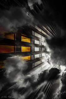clouds and architecture