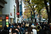 Crowded Omotesando (Pop_narute) Tags: crowded omotesando tokyo japan japanese people life shopping city street travel urban