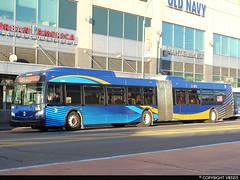 Metropolitan Transportation Authority #5393 (vb5215's Transportation Gallery) Tags: mta metropolitan transportation authority 2016 new flyer xd60 xcelsior
