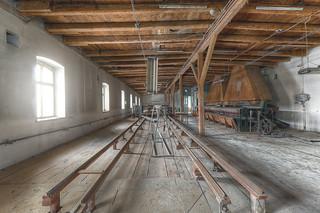 Old textill factory