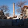 (obmm) Tags: canon powershot g12 dpp france provence vaucluse carpentras cheminée usine industrie