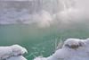 Misty Falls (KristinaRoo) Tags: waterfall niagarafalls niagara water mist snow frost cold winter rocks river
