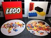 Card shop signs 80s (GoodPlay2) Tags: lego vintage 1980 1981 1982 1983 80s 70s shop store advert card display item rare old classic fabuland train logo sign art pos