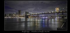 Brooklyn Bridge - New York City (vonhoheneck) Tags: brooklynbridge newyork manhattan brooklyn eastriver bridge nationalhistoriclandmark usa brücke schölkopf schoelkopf canon eos6d