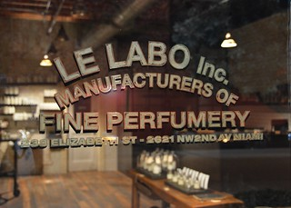 The Perfume Shop. Wynwood, Florida