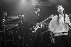 カルメンマキ & OZ Special Session at Crawdaddy Club, Tokyo, 07 Jan 2018 -00563