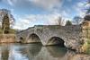 Bridge at Waverley Abbey (ctrolleneos) Tags: canon80d waverleyabbey hdr 1585 bridge