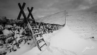 Slieve Donard, Mourne Mountains. Northern Ireland.
