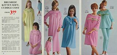 Ladies Nightwear (lynn_morton3500) Tags: nightie nighties nightwear nightdresses ladieswear lingerie vintage retro ladiesvintage ladiesretro 1960s 1970s sleepwear ladiessleepwear ladies lady ladiesfashion pink babyblue yellow sexylady woman women ladiespajamas ladiespyjamas slinky lace ruffle frothy nylon pastel pastelcolours pastelcolors sexy