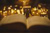 Danbo reading the christmas story (stevepe81) Tags: minolta50mmmdrokkor14 reading danbo christmas sonyalpha6300 book inexplore minolta