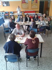 "17.09.15 dopo lo step agli orti urbani n Oratorio pranzo macrobiotico e laboratorio sugli stili di vita (2) • <a style=""font-size:0.8em;"" href=""http://www.flickr.com/photos/82334474@N06/24255227637/"" target=""_blank"">View on Flickr</a>"