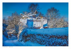 Winter scene, Mill Lane, Eynsford, Kent, England. (Richard Murrin Art) Tags: winterscene milllane eynsford kent england richard murrin art photography canon 5d landscape travel images building cool