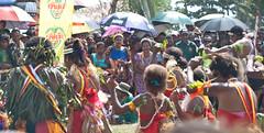 Festival dancers: Manus (Sven Rudolf Jan) Tags: papuanewguinea alotau canoeandkundufestival singsing dancers