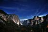 A moonlit starry night (debamalya.chatterjee) Tags: landscape yosemite nature mountain night starry sky stars nightscape california usa nationalpark nikon d7200 elcapitan tunnelview
