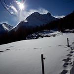 Saas-Fee 2017 - Skiing & Skitouring (Silvester)