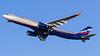 VQ-BPK Aeroflot - Russian Airlines Airbus A330-343 (v1images Aviation Media) Tags: v1images aviation media group jason nicholls lhr egll london heathrow international airport uk united kingdom england eu europe takeoff take off departure blue sky 27l esso
