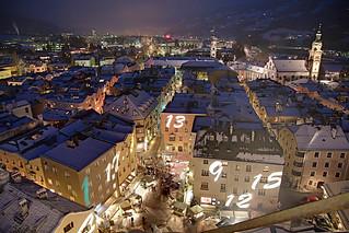 Christkindlmarkt - Hall in Tirol