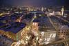 Christkindlmarkt - Hall in Tirol (Ernst_P.) Tags: aut hallintirol kirchturm österreich tirol adventmarkt advent weihnachten weihnachstmarkt nacht night noche navidad christmas