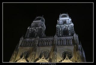2018.01.05 Cathédrale by night 2