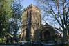 Daresbury Village Church - All Saints (joanjbberry) Tags: daresbury allsaints daresburychurch buildings church trees tombstones