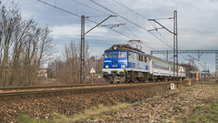 EP07-381 (Adam Okuń) Tags: ep07 lokomotives poland trains pkp tlk